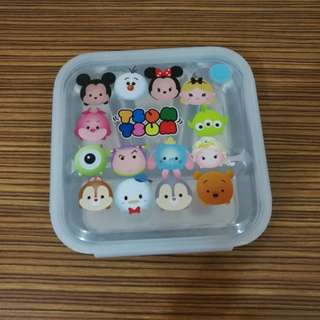 Tsum Tsum Stainless Steel Bento Box