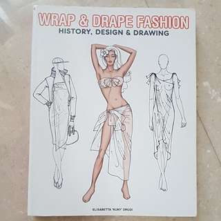 Wrap and drap fashion