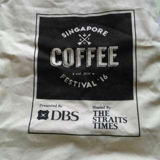Tote bag (Singapore Coffee Festival 2016)