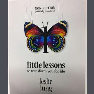 Book: Little Lessons To Transform Your Life