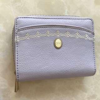 ans紫色銀包