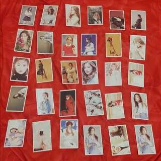 Red Velvet Irene Lomo Cards