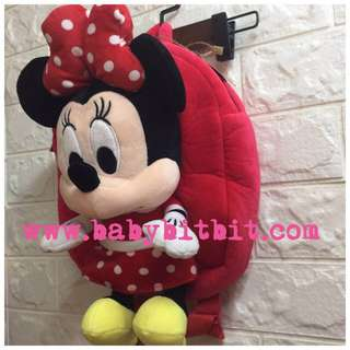 Babybitbit | Baby kids | Mickey and Minnie Back Pack| P126