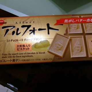 🚚 船型奶油巧克力餅