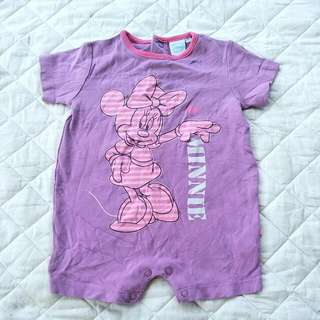 Romper Minnie Mouse