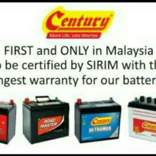 Asalam car battery delivery