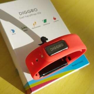 Diggro Smart Health Bracelet