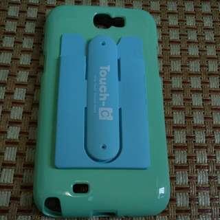Samsung Galaxy Note 2 手機殼連 八達通貼