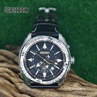 SUN053P1 Prospex GMT Kinetic Black Dial SEIKO Men's Watch