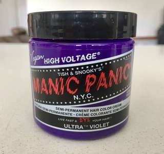 Manic Panic 'Ultra Violet'