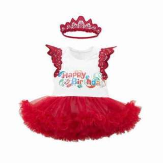TUTU DRESS HEADBAND SET