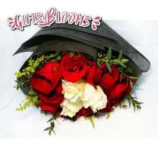 Valentine's Day Bouquet Vday Gift Flower 1 Special V22 - BUOZF
