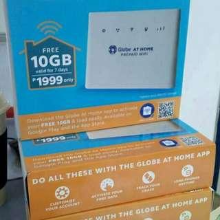 Globe Prepaid Home Broadband