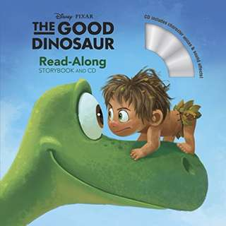 BRAND NEW BRAND NEW The Good Dinosaur (Read-Along Storybook and CD) (A Disney Storybook and CD) Paperback