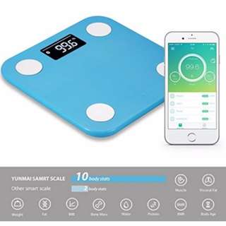 Yunmai Mini Smart Scale (Blue)
