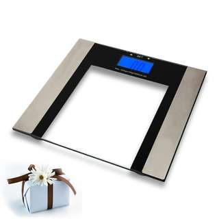 Electronic Smart Health Scale for Weight, Fat Rate, Musule Rate, BMI etc