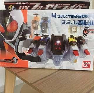 Kamen rider fourze belt