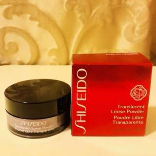 SHISEIDO Translucent Loose Power 2g (F012)