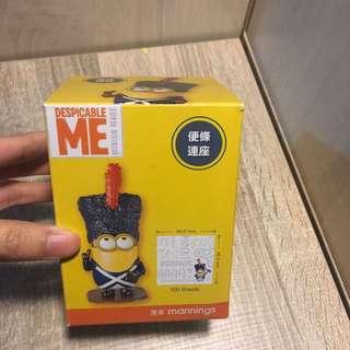 包郵 minion memo 紙