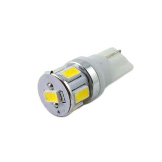 T10 6SMD 6W (White)