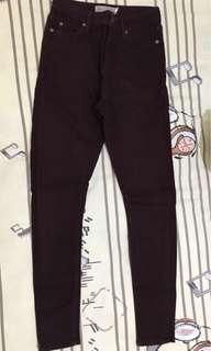 Jeans topshop size 25
