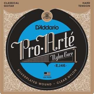 D'Addario EJ46 Guitar Strings Free Shipping