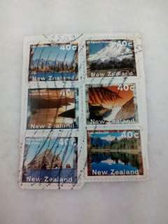 New Zealand Stamp #A39