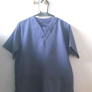 Blue Scrub Suit