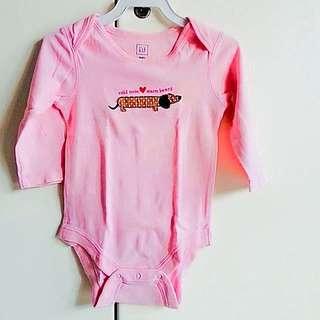 Baby Gap long bodysuit size 6-12m