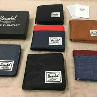 Herchel Wallet for men