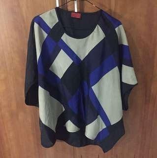 fit to all size  loose blouse