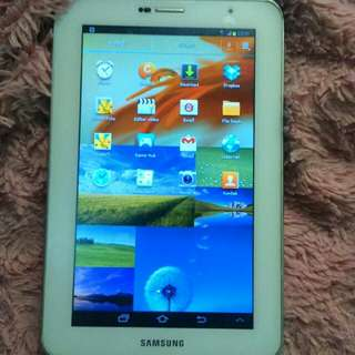 Samsung galaxi tab 2 7,0