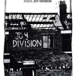 PETER HOOK Unknown Pleasures Joy Division