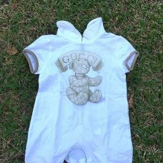 Gucci Baby Romper Original