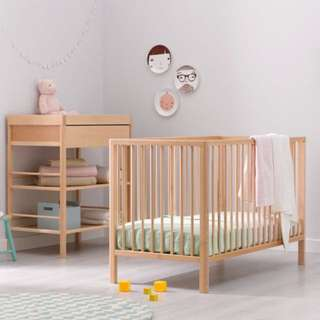 Mothercare Balham Cot with Mattress