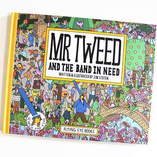Mr Tweed And The Band In Need JIM STOTEN