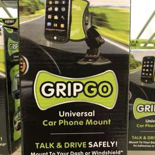 Grip n go for handphone