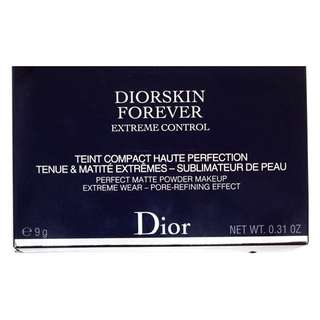Christian Dior Diorskin Forever Extreme Control #010 Ivory