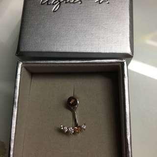 Agnes b耳環