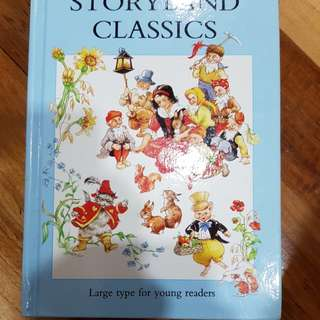 Storyland Classics book