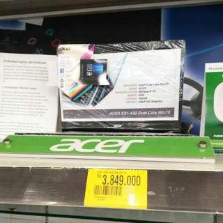 Laptop acer es1-432 bisa dicicil cepat
