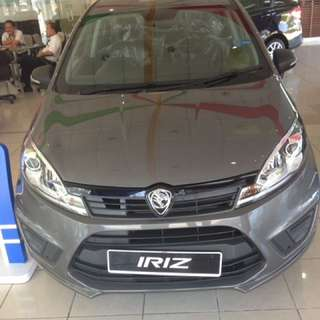 Diskaun RM4000 Iriz Refinement 1.3 auto + ECO