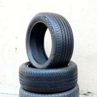 Used 225/50 R17(Sold) Michelin (4pcs) 🙋‍♂️