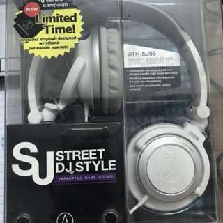 [BrandNew]Audio Technica Headphone