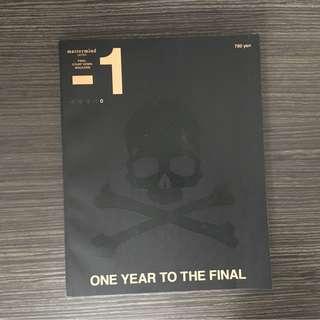 mastermind FINAL COUNTDOWN MAGAZINE -1