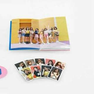TWICE Twicetagram Monograph Limited edition DVD
