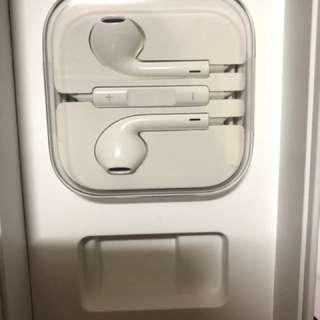 Earphones Apple Original