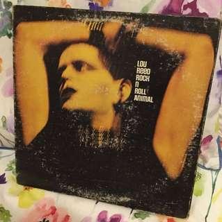 Vinyl Lp - Lou Reed - velvet underground