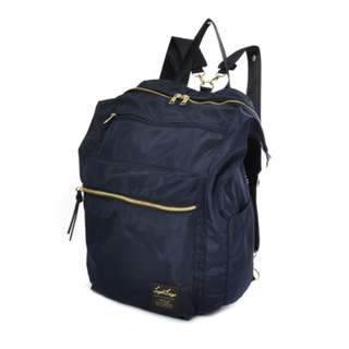 LEGATO LARGO HIGH DENSITY NYLON TONE 3 WAY TOTE BACKPACK