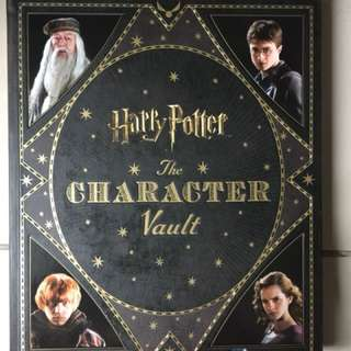 Harry Potter: The Character Vault HB
